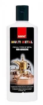 <b>Средство</b> для чистки металлических изделий <b>Sano Multi Metal</b> ...