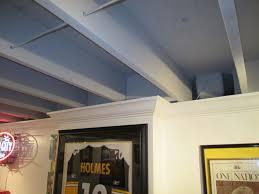 basement ceiling lighting ideas basement lighting track lighting track