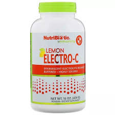 Nutribiotic Flu <b>Lemon Electro</b>-<b>C</b> Powder