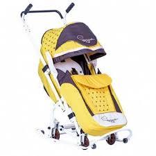 <b>Санки</b>-<b>коляска</b> Скользяшки Мозаика <b>RT</b>, цвет желтый, артикул ...