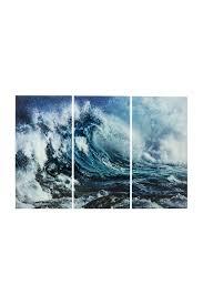 <b>Триптих Wave 160х240</b> см KARE арт 64682/W20072921959 ...