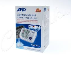 Эй Энд Ди <b>Тонометр</b> автомат <b>UA</b>-<b>1300</b> (говорящий) цена в ...