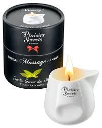 Купить Plaisir Secret <b>Массажная свеча с ароматом</b> иланг-иланга ...