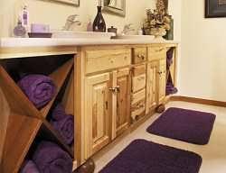 redecorating bathroom