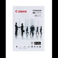 <b>CANON STANDARD</b> COPIER <b>PAPER</b> A3 80GSM -<b>FSC</b>