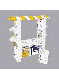 """Игровой <b>картонный домик</b>-<b>раскраска</b> """"Мастерская"""" <b>Mochtoys</b> ..."""