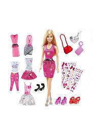 <b>Набор Барби 5 стилей</b> Barbie (Барби) арт DKY29/W19091961355 ...