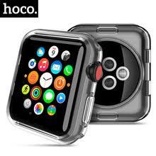 Оригинальный прозрачный силиконовый <b>чехол HOCO для</b> Apple ...