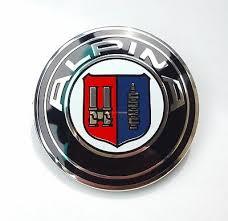 2x <b>BMW ALPINA</b> 82mm 2 Pin EMBLEM E36 E46 E90 E92 E93 E28 ...