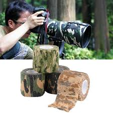 5cm x 4.5m Outdoor Camo Hiking Camping Hunting Camouflage ...