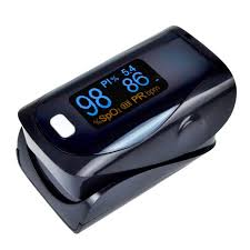 <b>FREE SHIPPING</b>!! <b>Digital Finger</b> Pulse Oximeter WITH CASE ...
