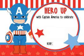 printable captain marvel birthday invitation dolanpedia printable captain marvel birthday invitation