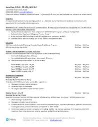 neonatal nurse practitioner sample resume for job seekers melnic page 1 neonatal nurse practitioner sample resume template pg 1