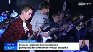 Escola de Rock de Paredes de Coura conta com a participação de 50 músicos