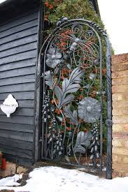 Small Picture Unique Garden Gate Ideas For Garden Gate