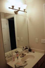 bathroom lightings easy diy update to create beautiful industrial bathroom lighting for l