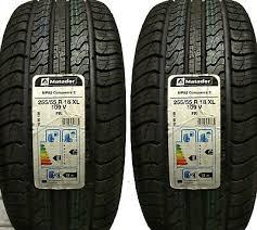 2 2555518 <b>Matador MP82 Conquerra 2</b> XL 255 55 18 New Tyres x2 ...