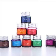 2019 <b>20ml</b> Authentic <b>Pure Colorful</b> Ink Without Fountain Pen Ink Pen ...