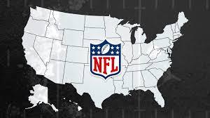 NFL Week 14 coverage map: TV schedule for CBS, Fox regional ...
