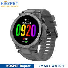 2020 New <b>KOSPET Raptor</b> Smartwatch ip68 Waterproof <b>Outdoor</b> ...