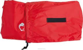 <b>Плащ</b>-<b>Пончо Tatonka Poncho</b>, Цвет: Красный. 2800.015. Размер ...