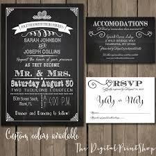 rustic chic wedding reception invitation chalkboard printable rustic chic wedding reception invitation chalkboard printable modern wedding invite n rsvp info card able printable file134 jpg