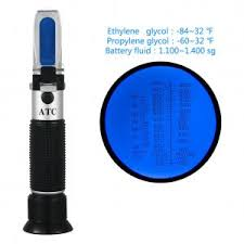 Battery Cleaning Fluids optical <b>Antifreeze Refractometer</b> ATC E -84F ...