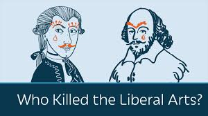 who killed the liberal arts