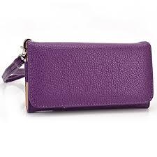Amazon.com: Kroo Clutch Wristlet Wallet for 6.3-Inch Smartphones ...