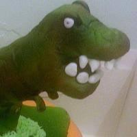 <b>t</b>-<b>rex</b> : <b>180</b> cakes - CakesDecor