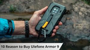 <b>Ulefone Armor 9</b> | 10 Reasons to Buy | Helio P90, 6600mAh, IP68 ...