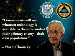 Noam Chomsky On Education Quotes. QuotesGram via Relatably.com