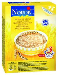 <b>Nordic Хлопья пшеничные</b>, 600 г — купить по выгодной цене на ...