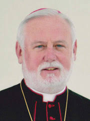 Image result for Archbishop Paul Richard Gallagher