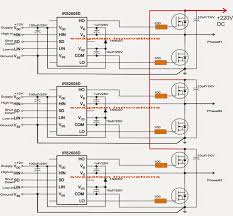 wiring diagram for inverter the wiring diagram 3 phase inverter block diagram vidim wiring diagram wiring diagram