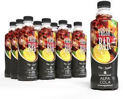 """<b>Газированный напиток Fresh Bar</b> """"Альфа Кола"""", 12 шт по 480 мл ..."""