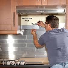 kitchen backsplash stainless steel tiles:  fhdja stebac jpg