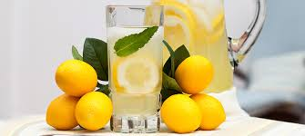 Image result for water with lemon