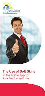 the use of soft skills in retail training avondhu blackwater retailskills2013