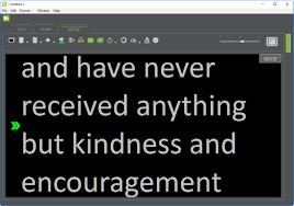 professional script q software professional setup prompter screen