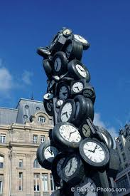 Image result for strange clocks