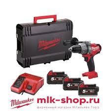 <b>Набор</b> инструментов Milwaukee M18 <b>FUEL</b> SET1-503X ...