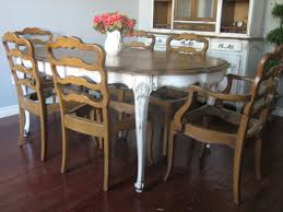 French Dining Room Chairs French Country Dining Room Tables Impressive With Photos Of French