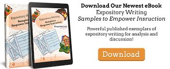 beach expository sample empowering writers ebook