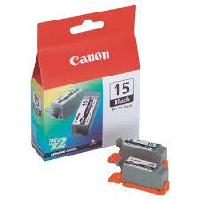 <b>Картридж Canon BCI-15</b> (8191A002) струйный чёрный 2 шт./уп ...