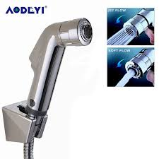 AODEYI <b>Double Mode</b> Toliet Bidet Hand Held Portable Bidet ...