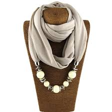 Fashion designer <b>scarf</b> Ethnic <b>Chiffon</b> Solid Collar Tassel Gorgeous ...