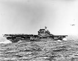 junior officers and the halsey doolittle raid the sextant uss hornet cv 8 launches army air force b 25b bombers at the start of the first u s air raid on the ese home islands 18 1942