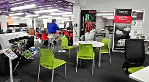systronics merge technology and actiu furniture into its new offices in puerto rico 2 actiu furniture