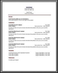 ideas about chronological resume template on pinterest    chronological resume template microsoft word   http   jobresumesample com